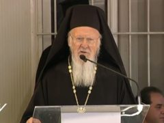 Statement by His All-Holiness Ecumenical Patriarch Bartholomew on Lesvos