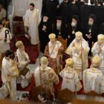 Holy and Great Council opens with the celebration of the Liturgy of Pentecost