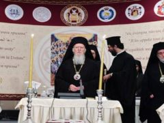 Opening Address by Ecumenical Patriarch Bartholomew at the Inaugural Session of the Holy and Great Council