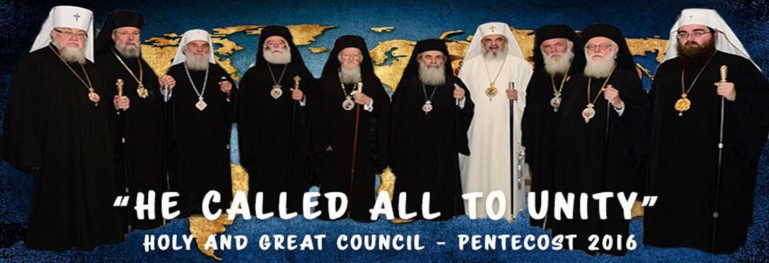 Encyclical of the Holy and Great Council of the Orthodox Church