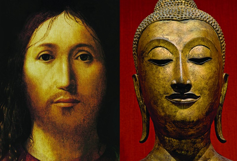 Buddhism and Eastern Asceticism compared to Orthodox Christian Asceticism