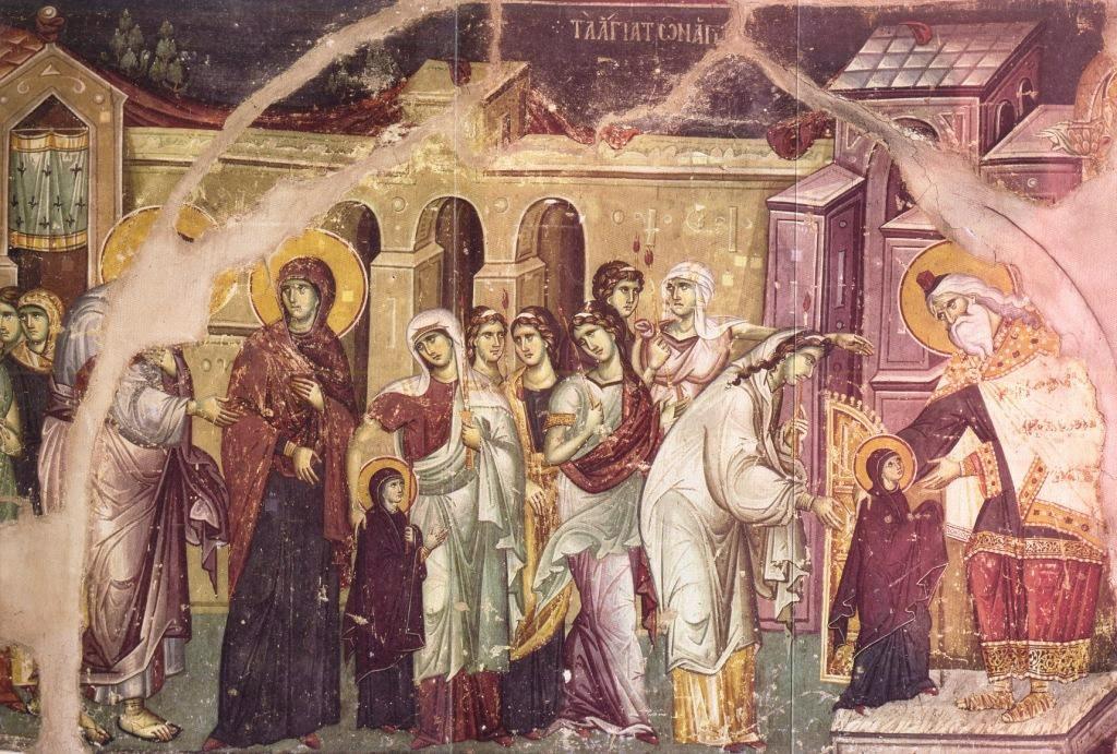 The Protoevangelium of James