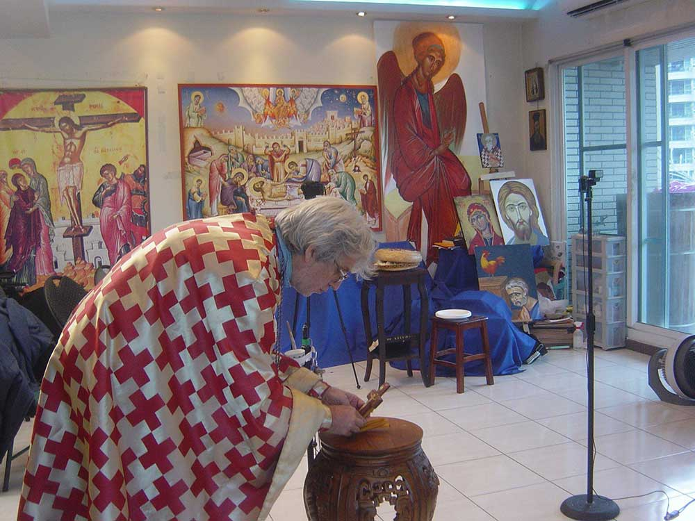 The Sunday of Holy Cross in Taiwan