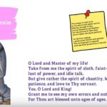 The Lenten Prayer of Saint Ephraim the Syrian