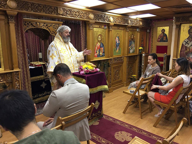 The feast of the Elevation of the Holy Cross in Hong Kong