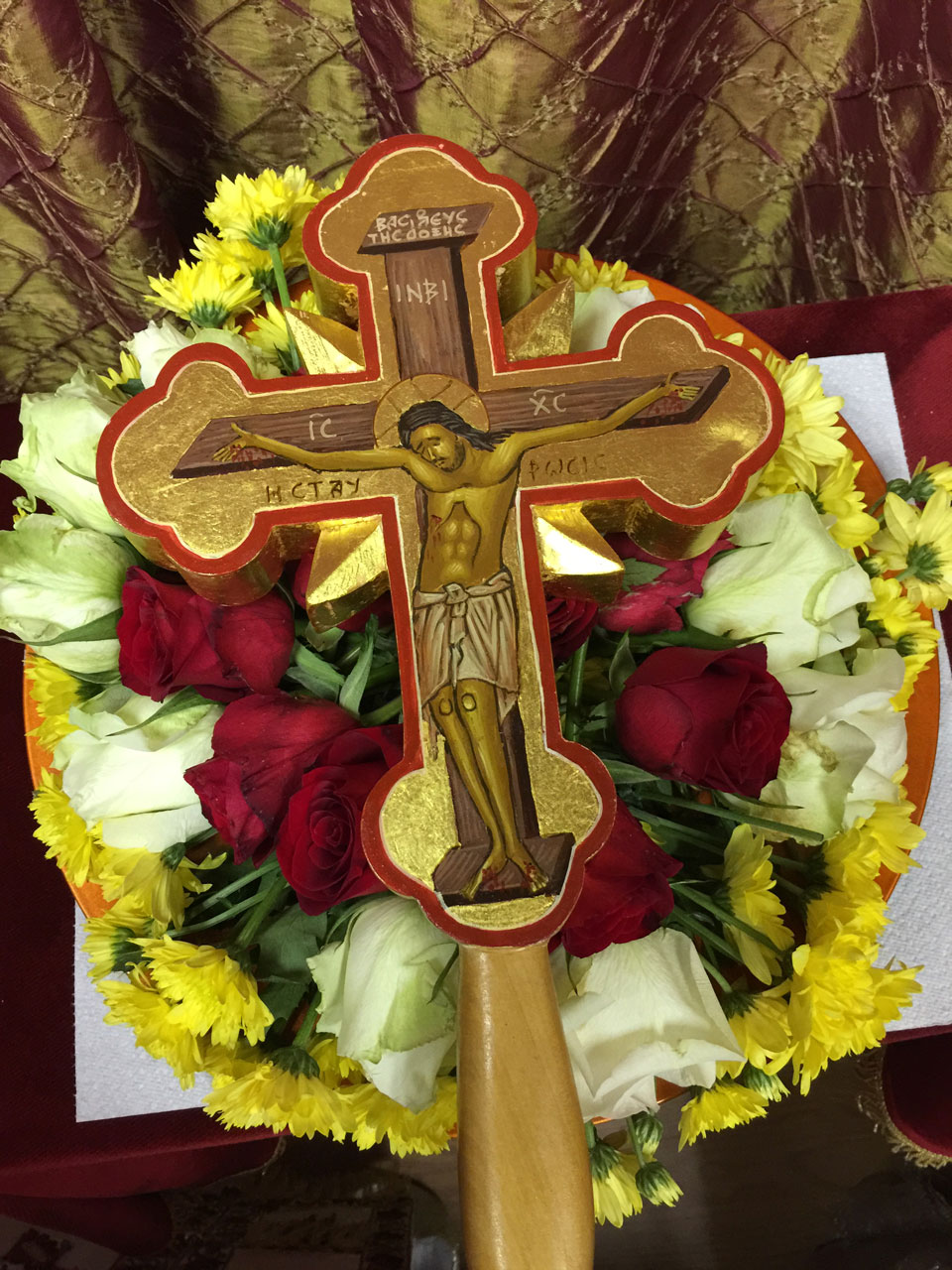 Synaxarion for the 3rd Sunday of the Great Lent