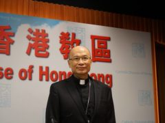 Hong Kong Catholic Bishop Michael Yeung dies at 73