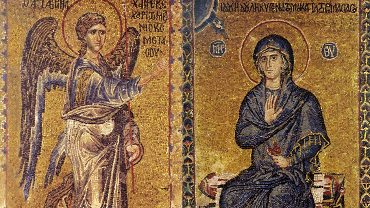 The Annunciation of the Most Holy Theotokos