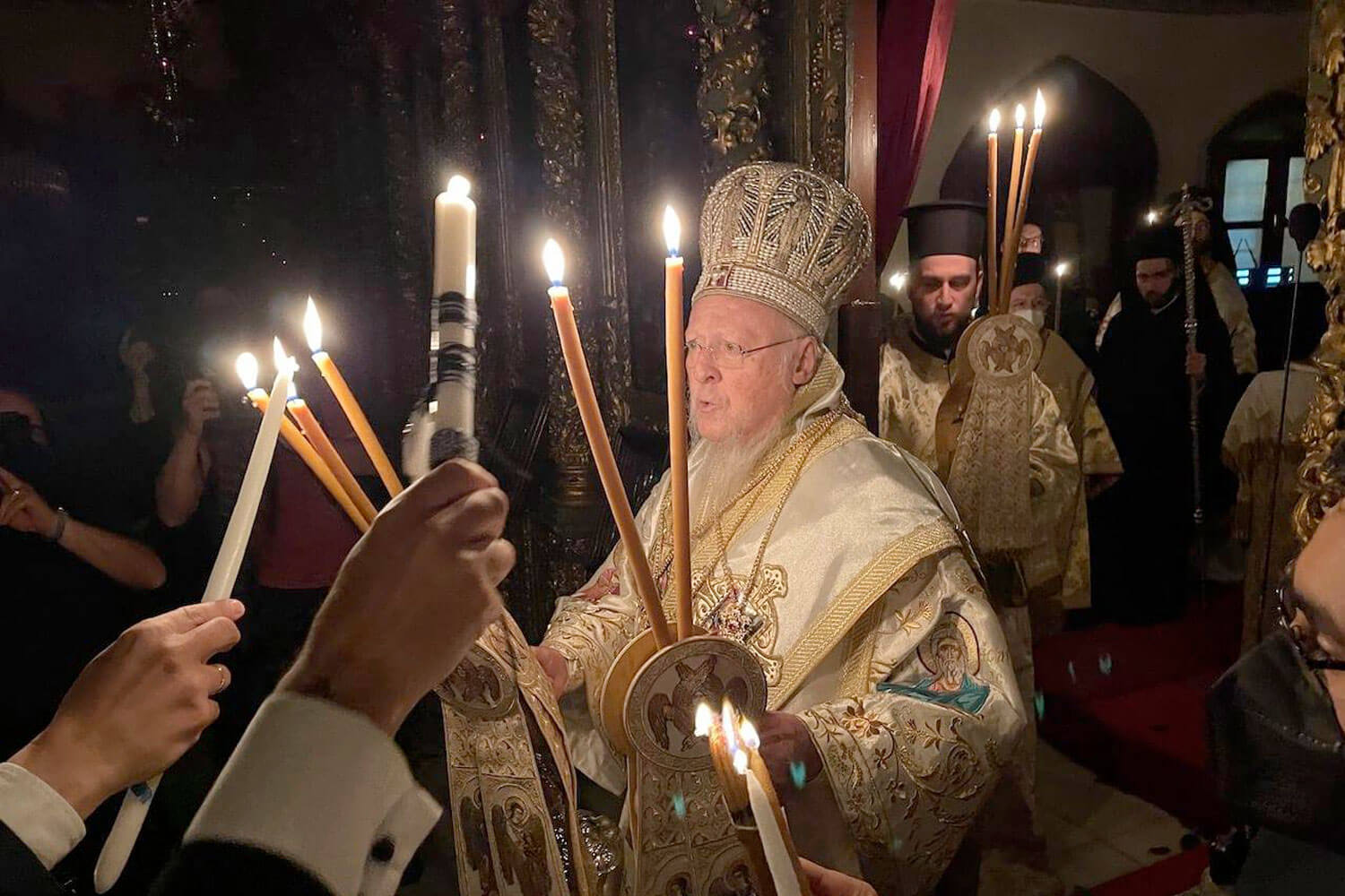 Patriarchal Encyclical for Holy Pascha 2021