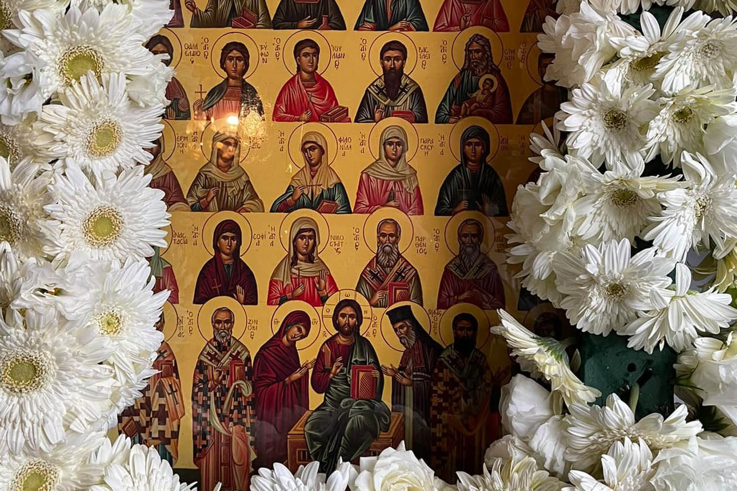 The Synaxis of the Holy Physicians
